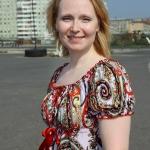 Юлия Мутовина (Дудинка)