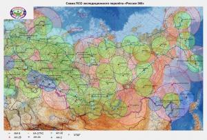 Схема ПСО перелета Россия 360