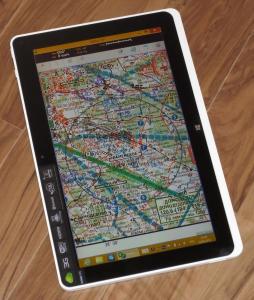 Электронные карты от ЦАИ